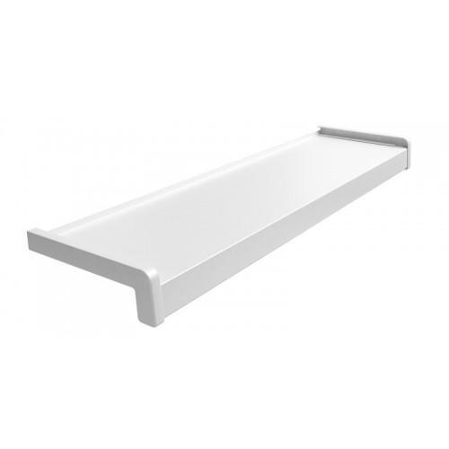 Parapet aluminiowy Biały RAL 9016