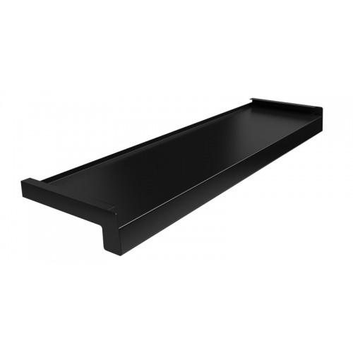 Parapet zewnętrzny aluminiowy Czarny RAL 9005
