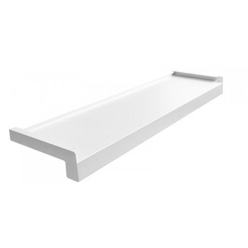 Parapet stalowy Biały RAL 9016