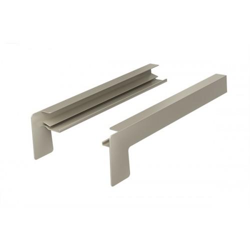 Zaślepki aluminiowe Proste 11