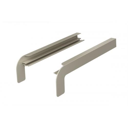 Zaślepki aluminiowe softline 4